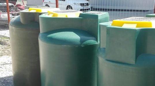 Fose septice ecologice - Solutii simple ecologice - Un produs oferit de EcoColect Galati